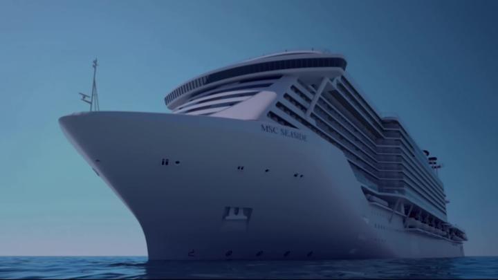 High-Tech Cruise Ship: Seaside | MSC Cruises